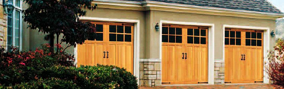 residential wood garage doors 3