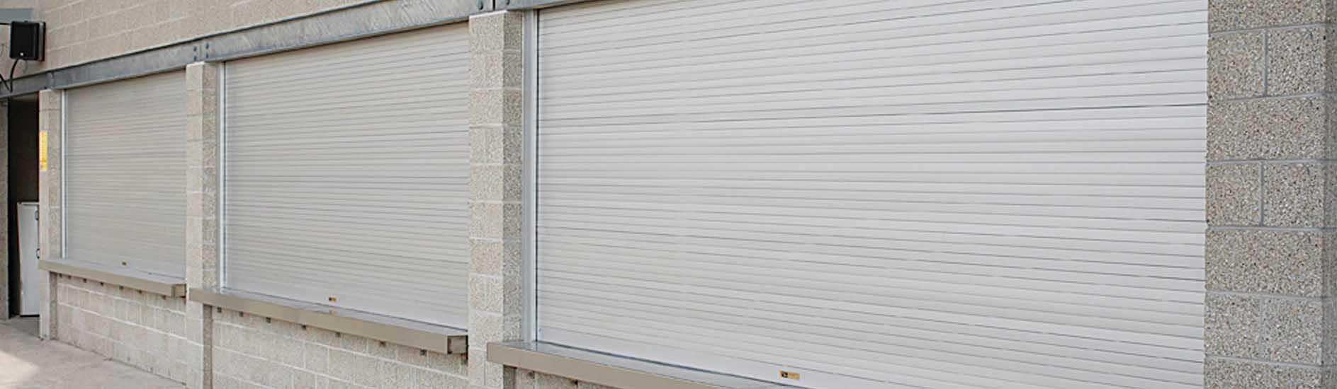 Commercial Counter Shutter Door