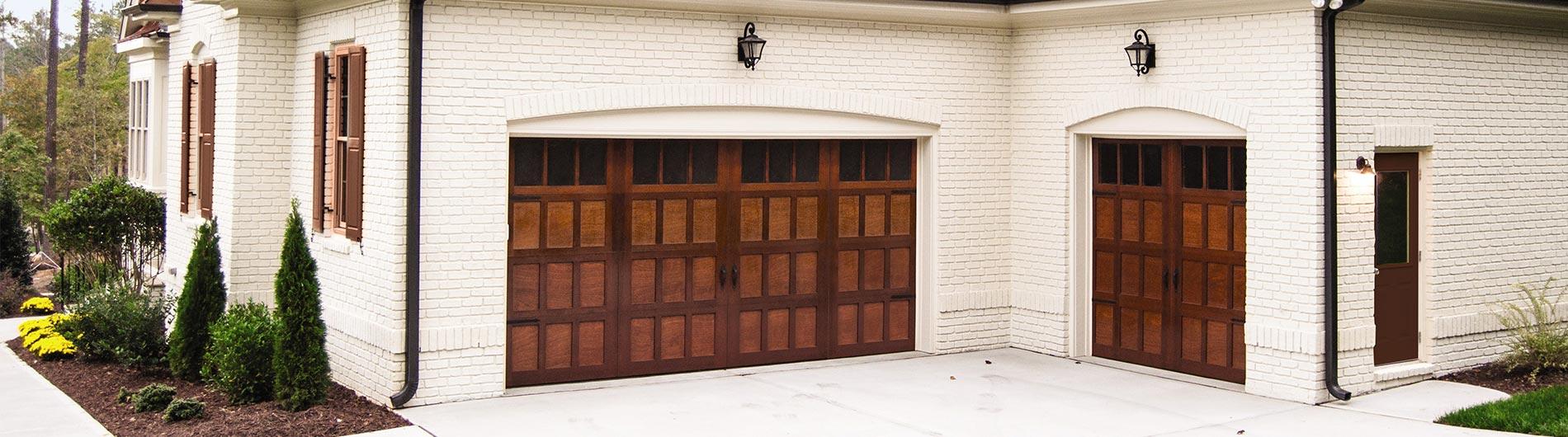 Wood Garage Doors 7100 series