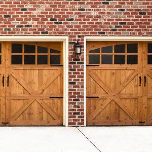 Residential Wood Garage Doors 7400 & 7100 series
