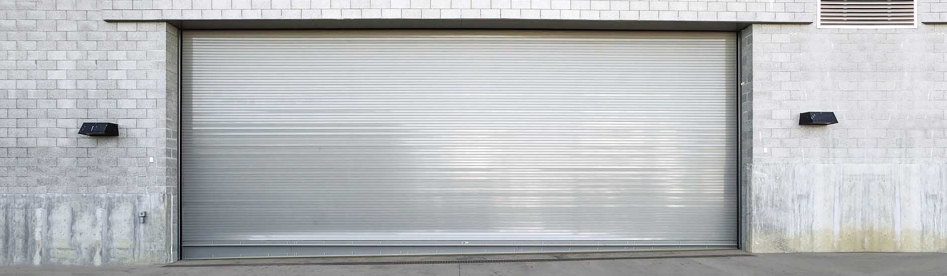 Commercial Rolling Service Doors