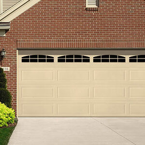 Residential Classic Steel Garage Doors 8000-8200