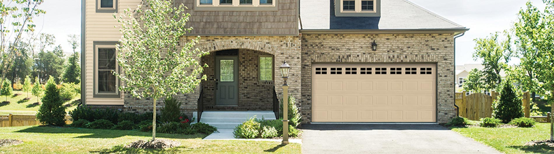 Classic Steel Garage Doors 8024-8124