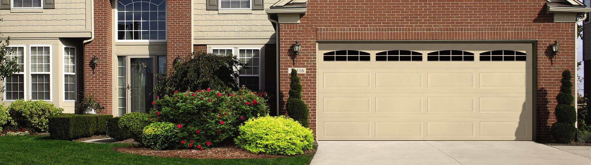 Classic Steel Garage Doors 8000-8100-8200