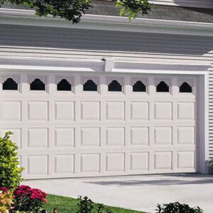 Residential Vinyl Garage Doors 8700