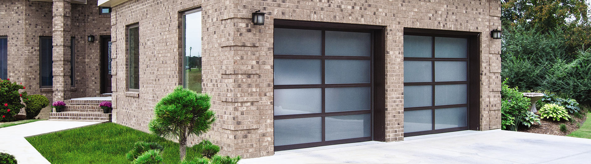 Aluminum Glass Garage Doors 8850