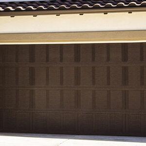 Residential Carriage House Steel Garage Doors 9405