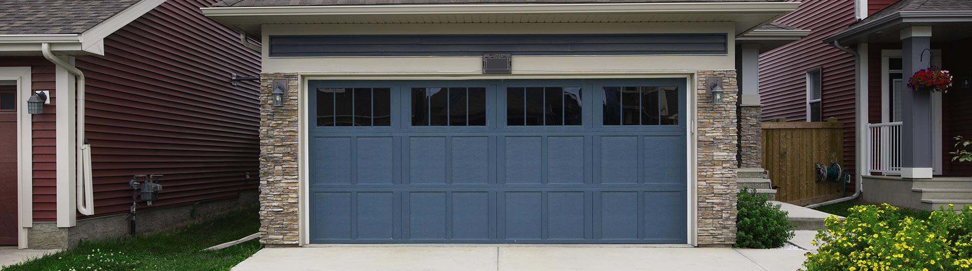 Carriage House Steel Garage Doors 9700