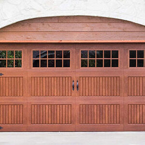 Residential 9800 Fiberglass Garage Doors 9800