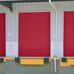 Commercial Roll-up Sheet Doors