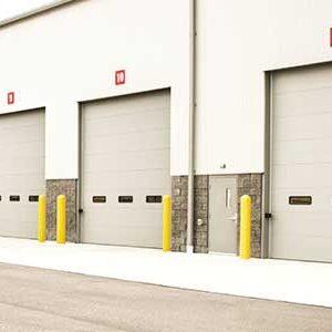 Insulated Steel Doors