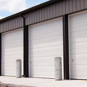 Non-Insulated Sectional Steel Doors