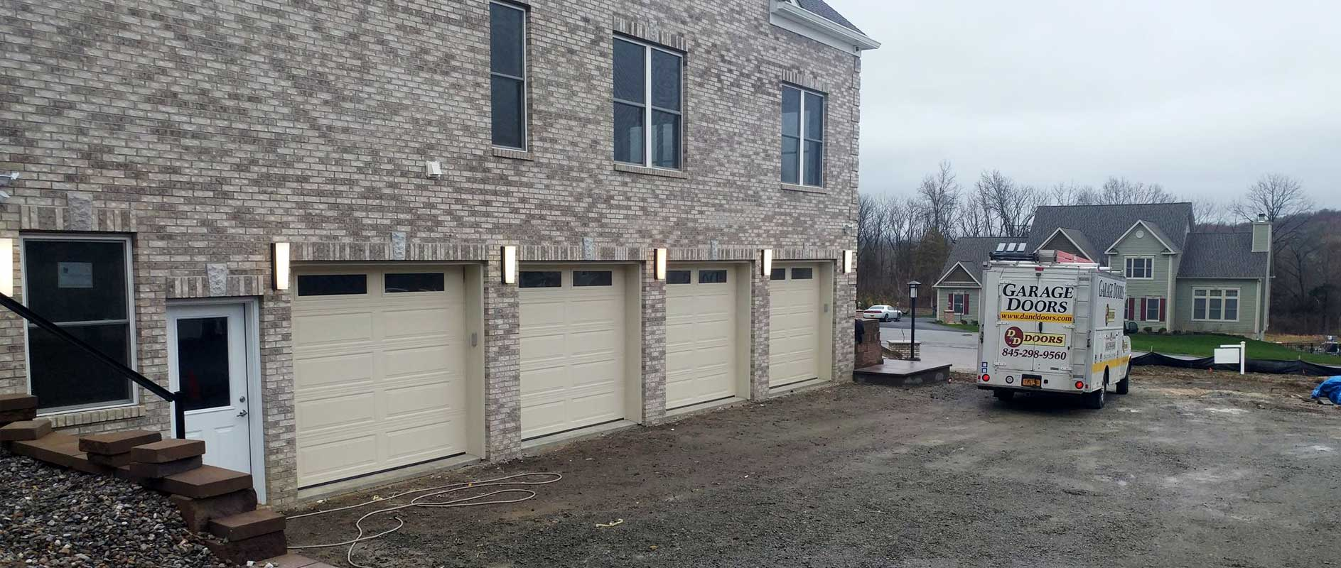 D&D Doors Hudson Valley garage doors
